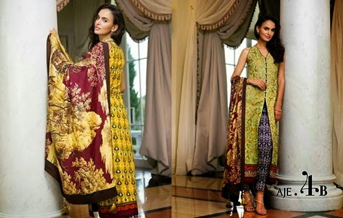 Asim Jofa Luxury Eid Dress Collection
