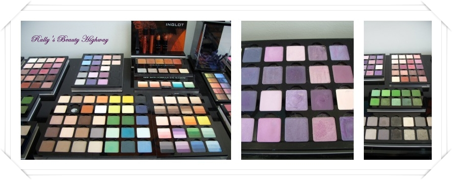 Inglot Boutique Miami Beach, event, makeup