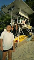 Camayan Beach Resort, Lifeguard Tower