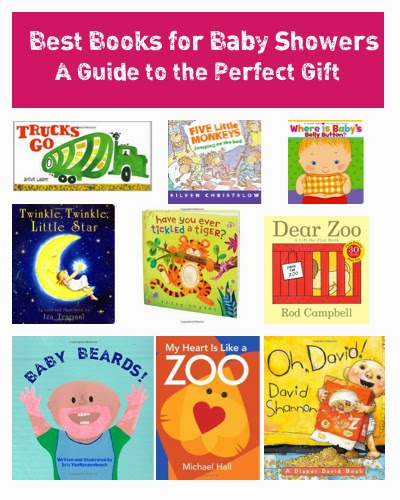 Best books for baby showers - a gift guide