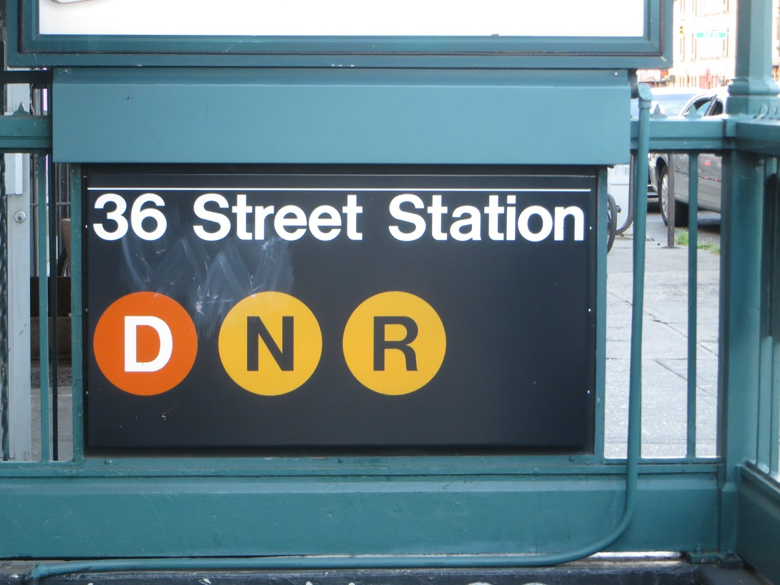 36th Street.......DNR Station.....Owen Smith..... | Delicious Adventures