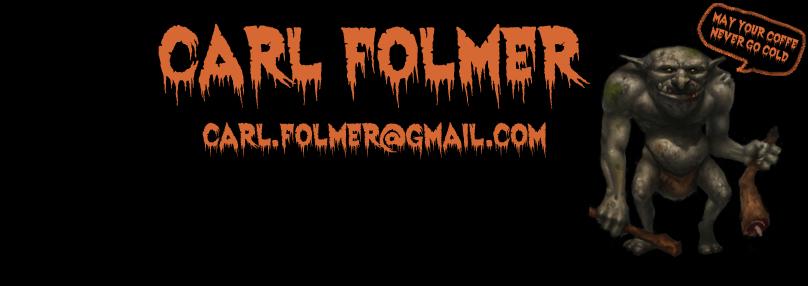 Carl Folmers blogg!