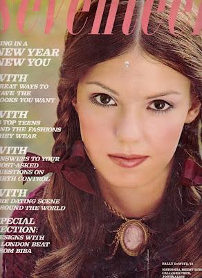 1970's volume of Seventeen