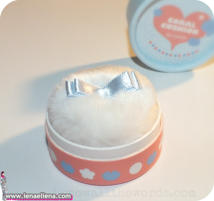 Face Shop Lovely Me:ex Pastel Cushion Blusher