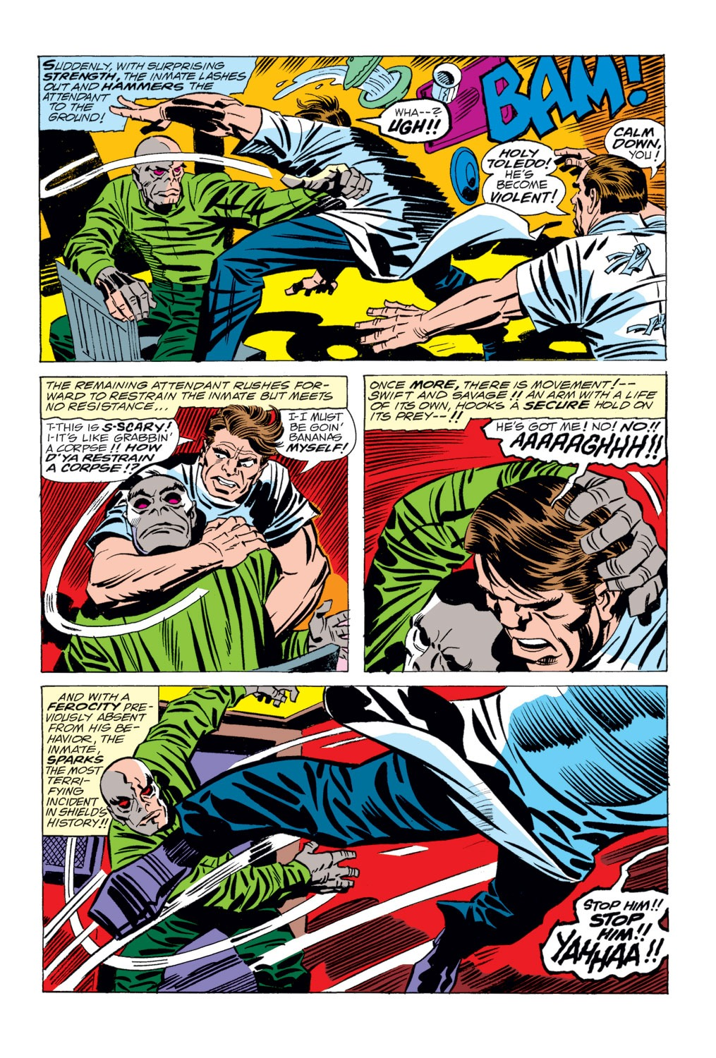 Captain America (1968) Issue #204 #118 - English 6