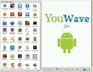 Youwave 5.0 Final (Emulator Android)