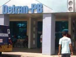 Exame detran pb