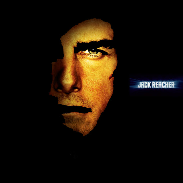 Jack Reacher iPad wallpaper 03