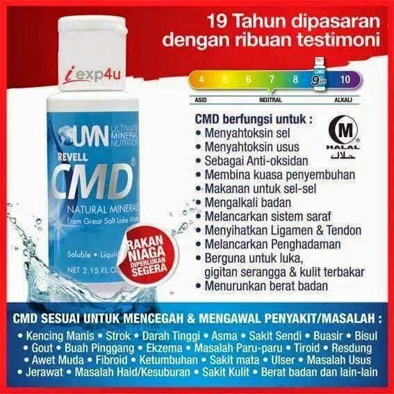 CMD Penawar Penyakit Kronik
