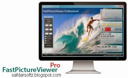 FastPictureViewer Pro 1.9 full version crack serial key free download - SOF