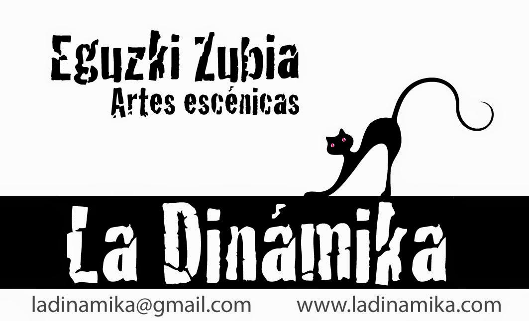 Contacto Eguzki Zubia, La Dinámika