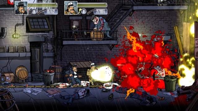 Guns, Gore & Cannoli PC Games Gameplay