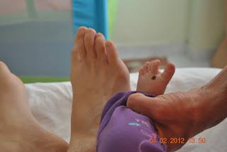 kim bu tavşan ayaklar????