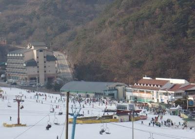 Suanbo Ski Resort