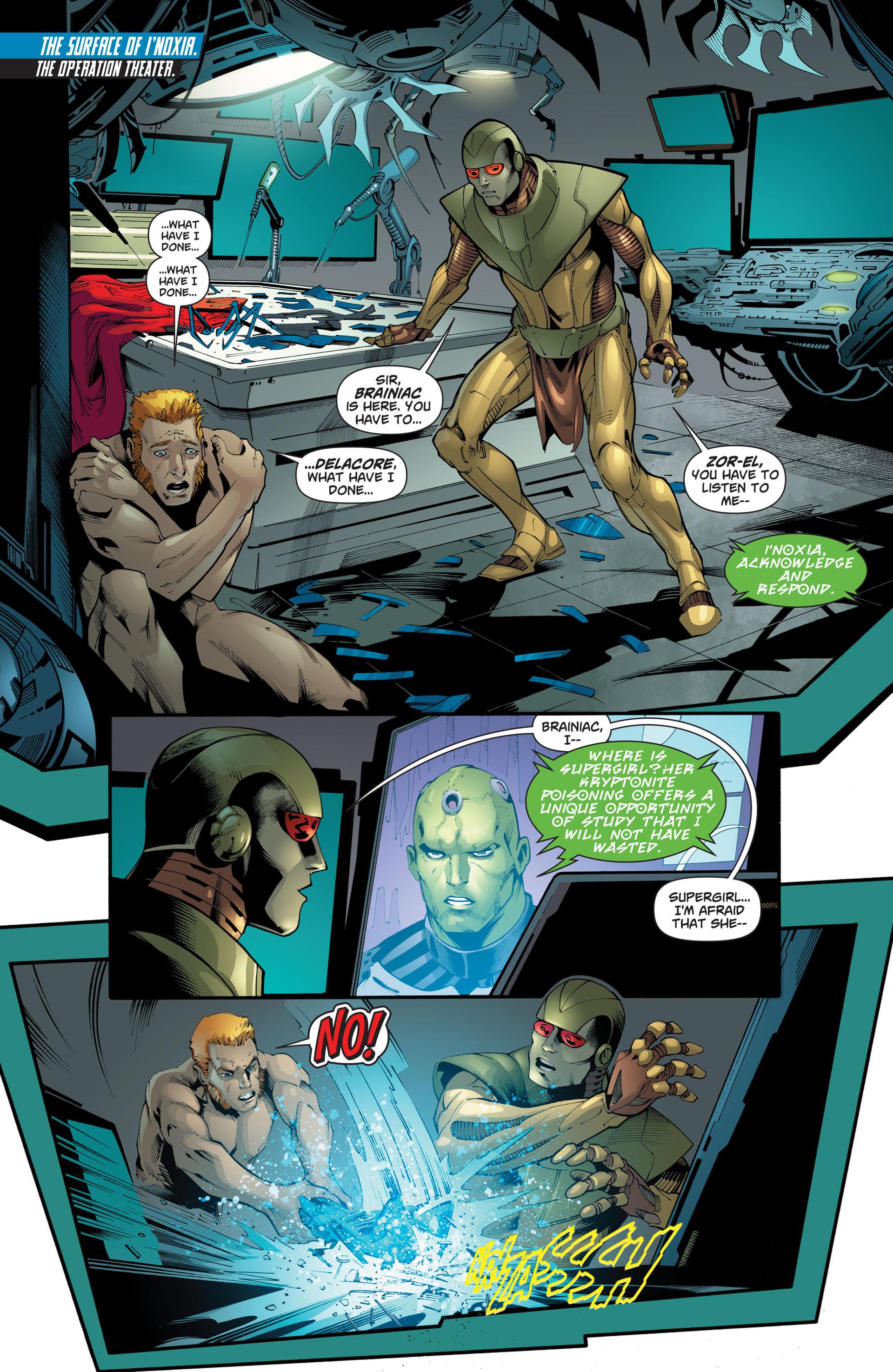 Supergirl (2011) Issue #24 #26 - English 3