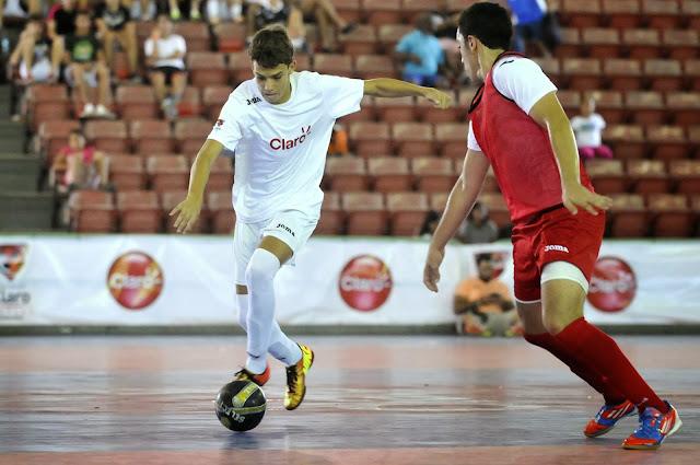 "Intercolegial Claro de Futsal Masculino ya tiene su ""Final Four"""