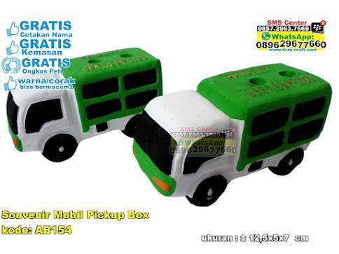 Souvenir Mobil Pickup Box murah