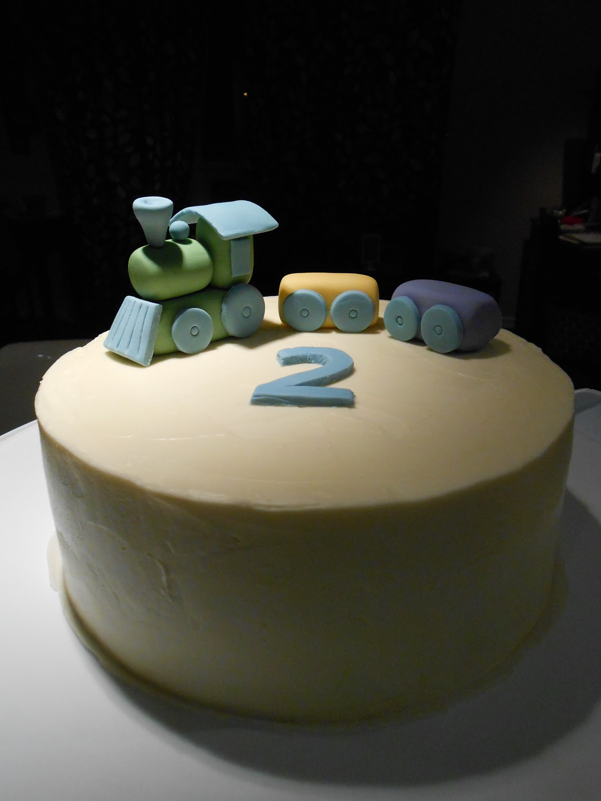 A Birthday Cake For A Special 2 Year Old Gluten Free Knitter
