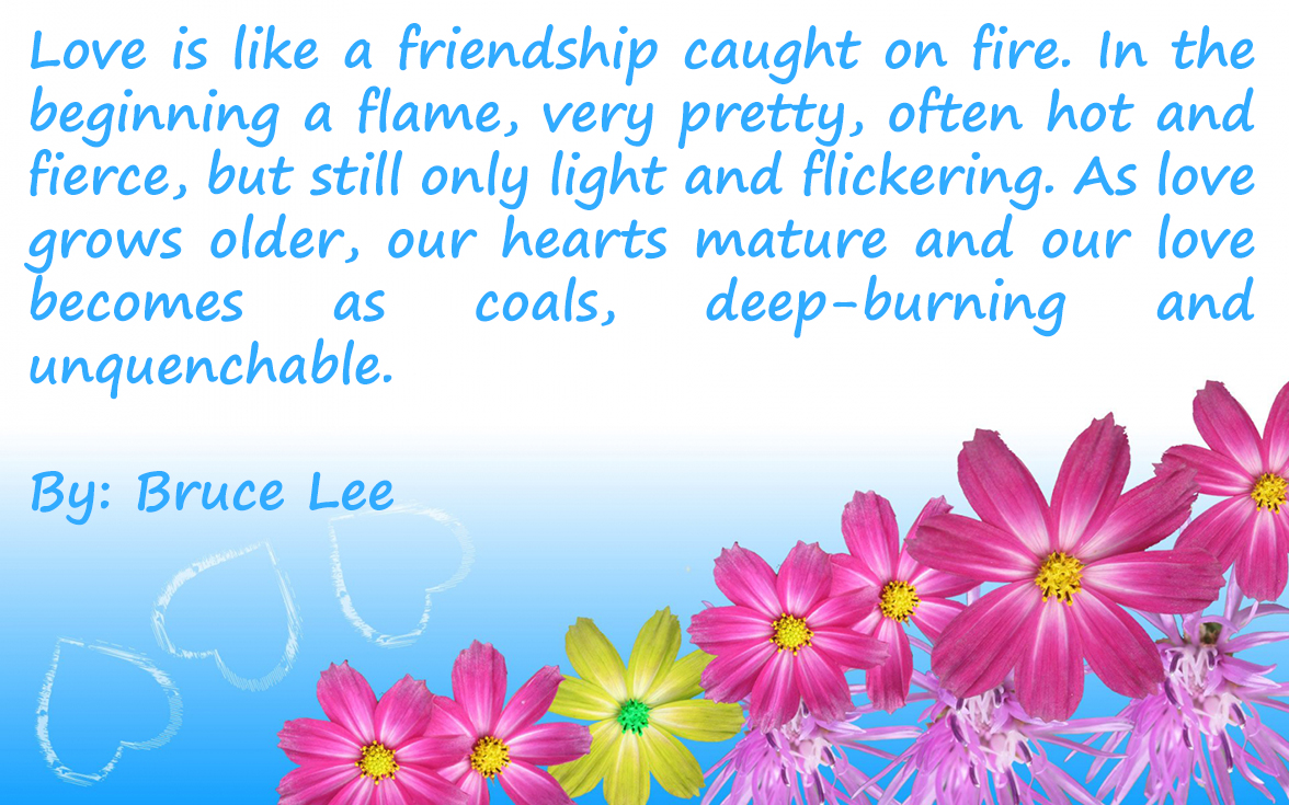 Beautiful Love Friendship Quotes. QuotesGram