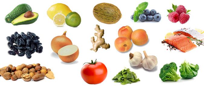 De todo un poco los 15 alimentos mas saludables para for Comidas con d