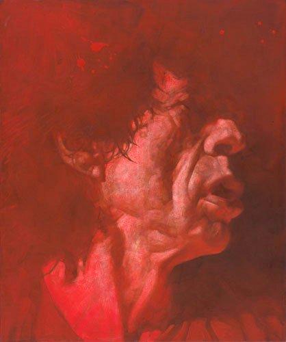 Mick Jagger - New Pop Realism - Sebastian Krüger 1963