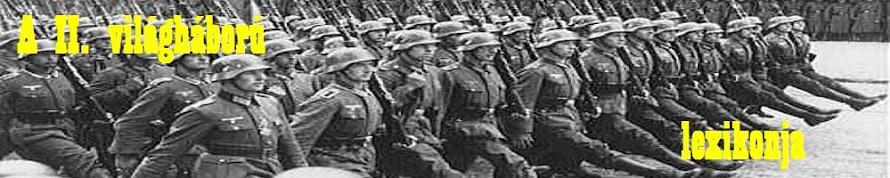 A II. világháború lexikonja
