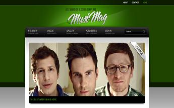 MusiMag Green