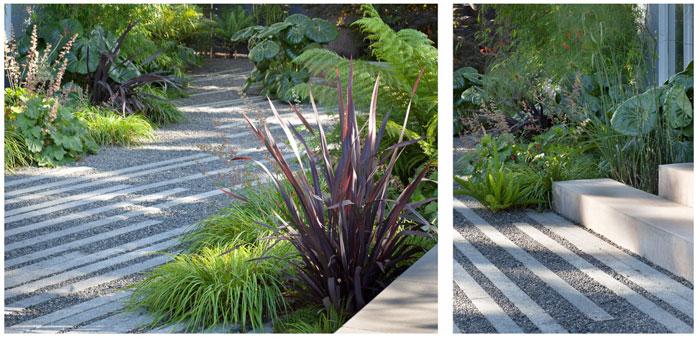 Garden Bloggers Fling Bernard Trainor Garden Preview: The Grackle: Bernard Trainor California Landscapes