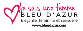 Partenaire de la marque BLEU D'AZUR