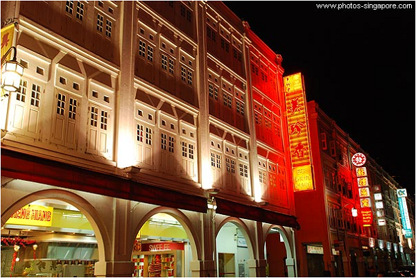 kampung cina singapore, singapura, tempat wisata di singapore,