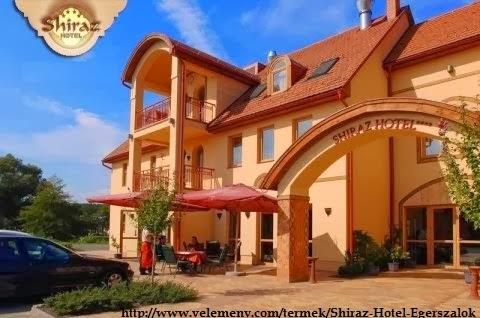 Hotel Shiraz - Egerszalok