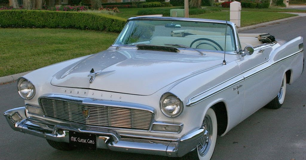 All american classic cars 1956 chrysler new yorker 2 door for 1956 chrysler new yorker 4 door