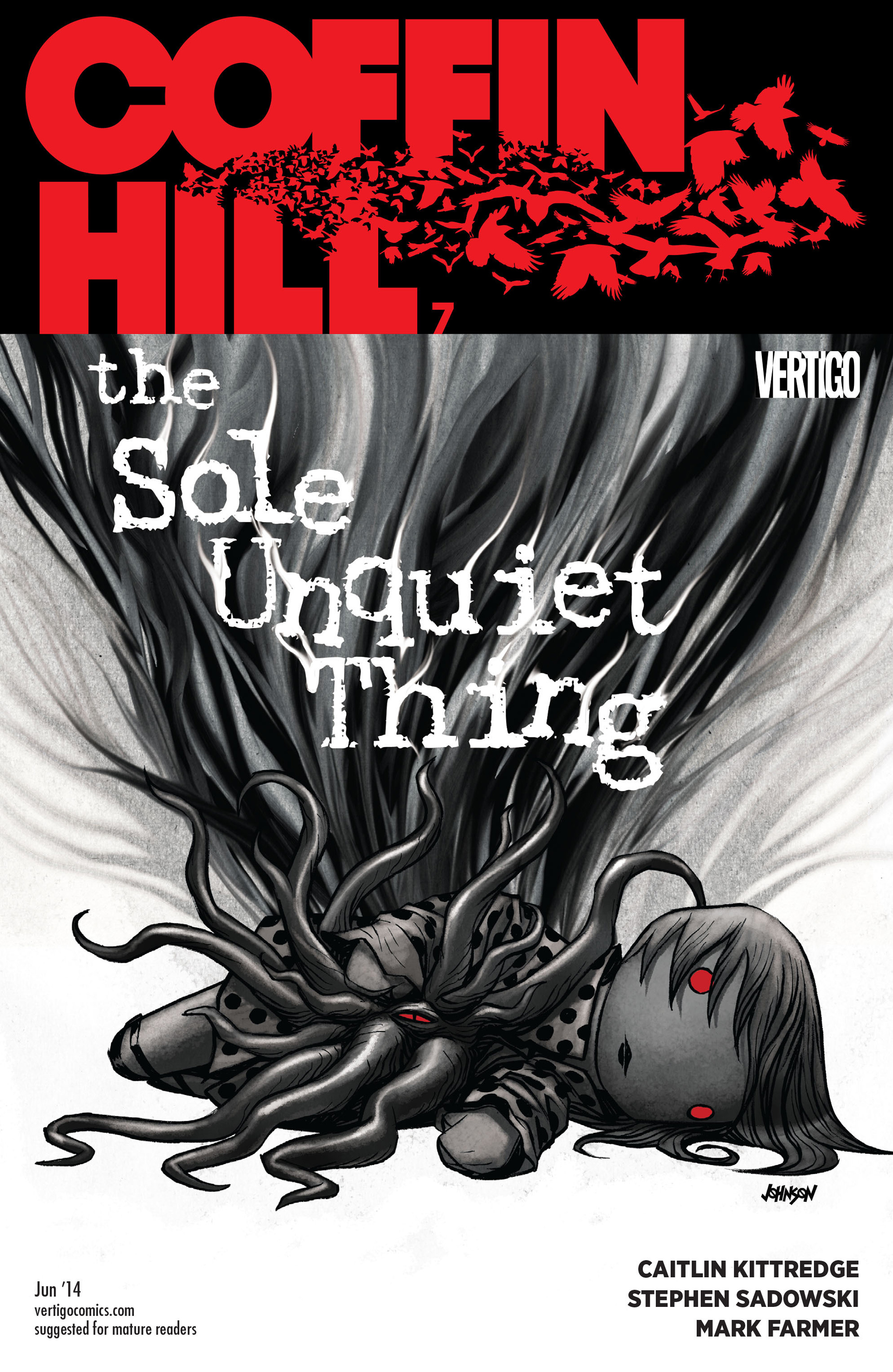 Coffin Hill 7 Page 1