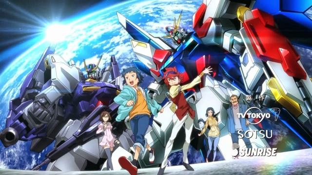 Hình ảnh phim Cuộc Chiến Gundam