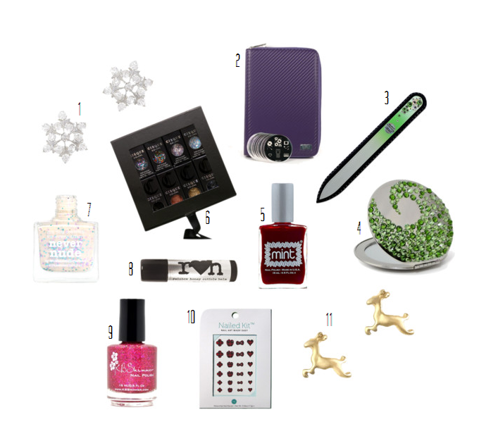 Squeaky Nails 2014 Holiday Gift Guide