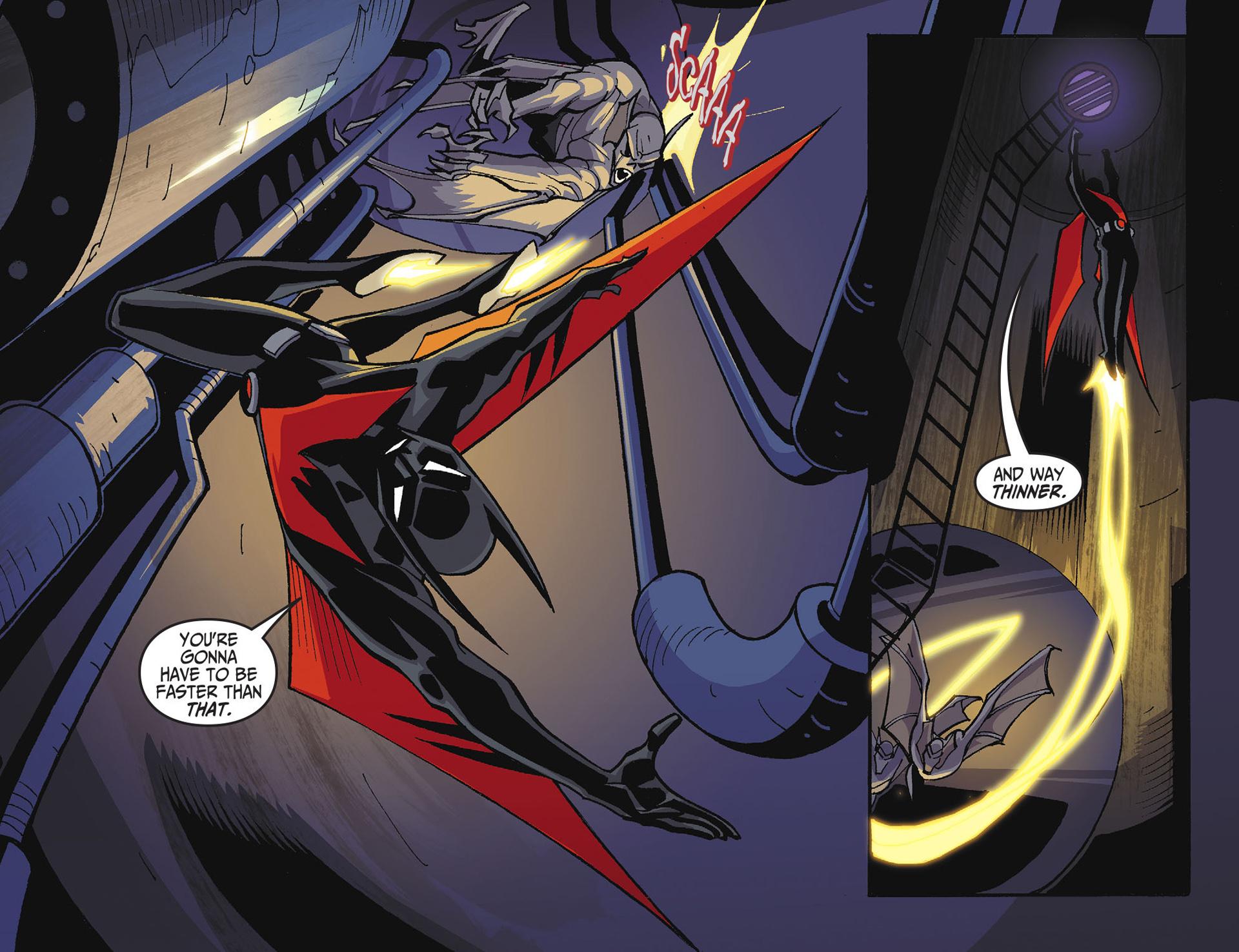 Batman Beyond 2.0 #12 #29 - English 10