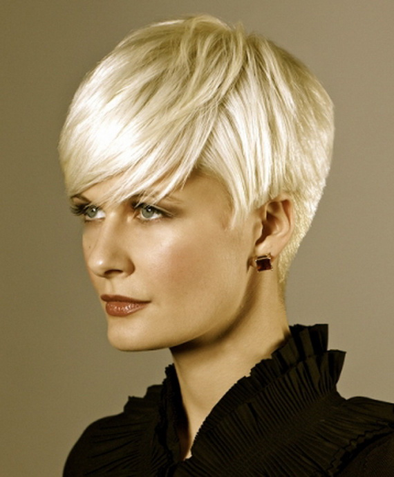The Awesome Short Hair Hairstyles For Women Photo