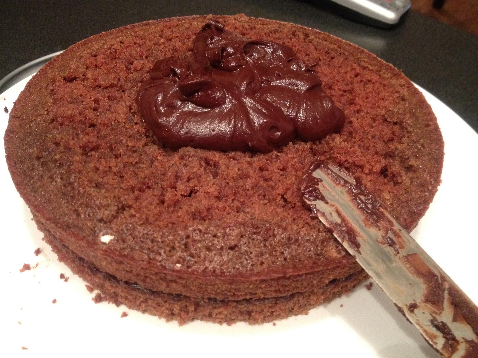 Whisking Through Life: A Boozey Birthday Cake...Chocolate ...