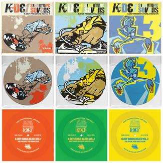 K-Def K-Def Bonus Beats Volume 3