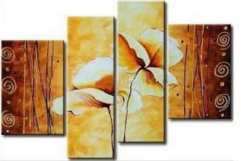 Cuadros de sala modernos imagui for Imagenes de cuadros abstractos texturados