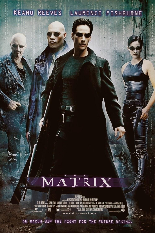 The Matrix ( 1999 ) เดอะ เมทริกซ์ : เพาะพันธุ์มนุษย์เหนือโลก 2199