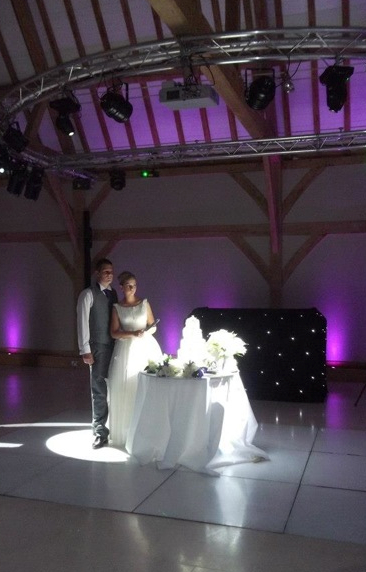 Redhouse Barn Mobile Disco, Adie Hughes, Jam Productions, Bromsgrove, Wedding Disco