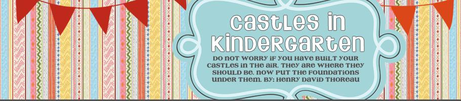 Castles in Kindergarten