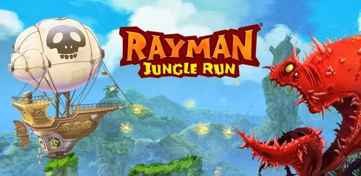 الرائعة Rayman Jungle 2.2.0