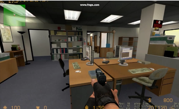 The Reading Gamers Counter Strike Meets The fice