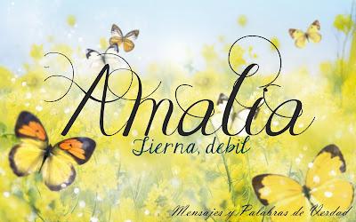 Amalia o Amelia