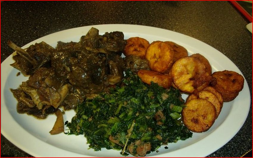 Motherland kitchen authentic african cuisine i for Authentic african cuisine