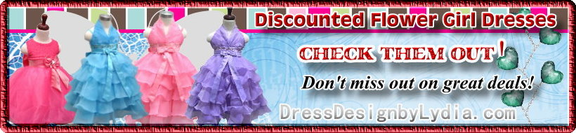 Girl Pageant Dresses Outfits and Wedding Flower Girl Dresses