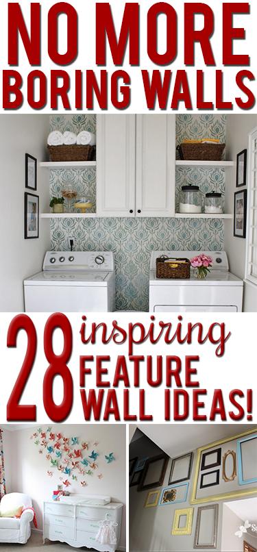 Creative ways to decorate your bedroom walls for Ways to decorate your bedroom walls