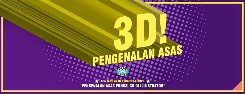 3D IN ADOBE ILLUSTRATOR